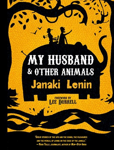 My husband and other animals_book cover